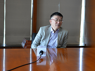 2014珠海耗材展 天威董事长贺良梅专访
