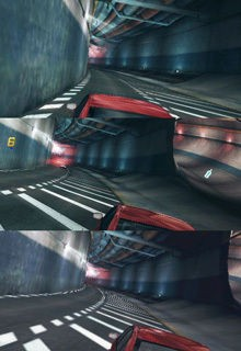 隧道中截图
