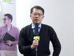宏碁钟逸钧:硬软件服务全面发展