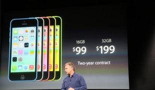 iPhone5c 真的很不廉价!